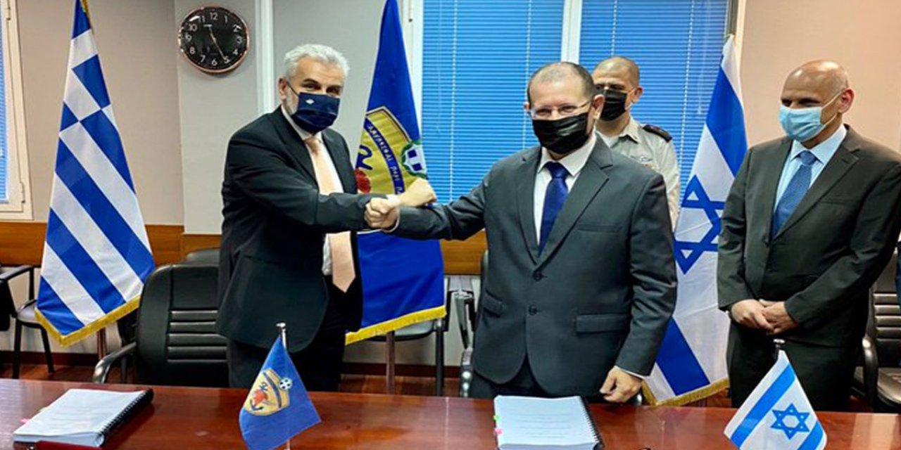 Κρίσιμη συμφωνία μεταξύ Ισραήλ και Ελλάδας